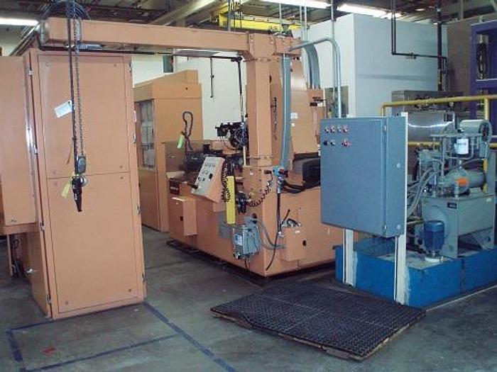 "20"" AMCHEM GE Fanuc Series 15-M Ram-Type EDM; CNC Controls"