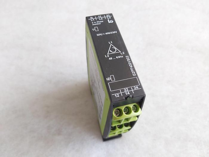 Überwachungsrelais, G2PF400VS02, Tele,  neu