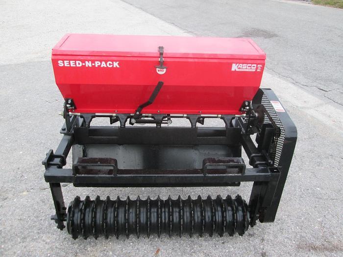 Kasco KPS-48 Seed-N-Pack Seeder