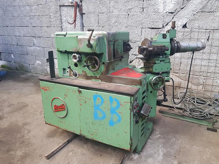 Hurth Zk5 Gear Chamfering Machine