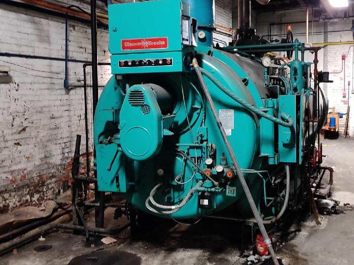 Used Cleaver Brooks CB600-200 200 HP 150 PSI Stream Boiler CB 600-200
