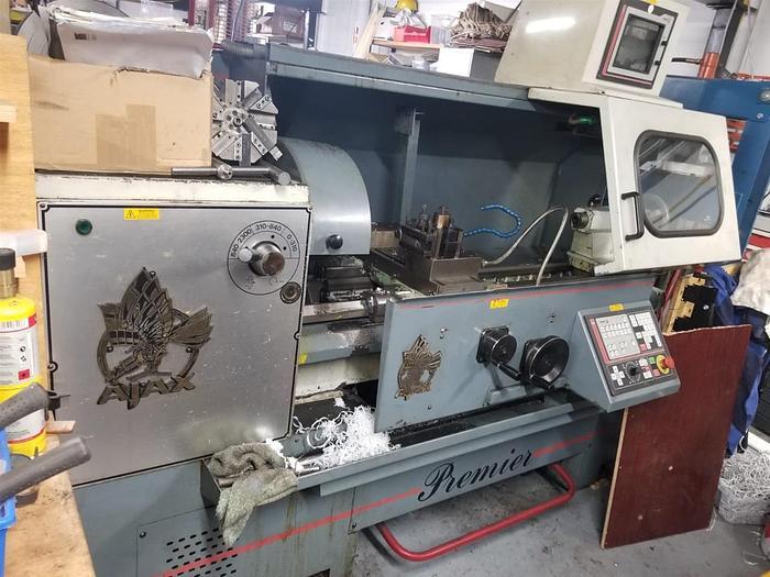 Used 1996 Ajax AJ 200 x 1150 Premium CNC/Manual Lathe