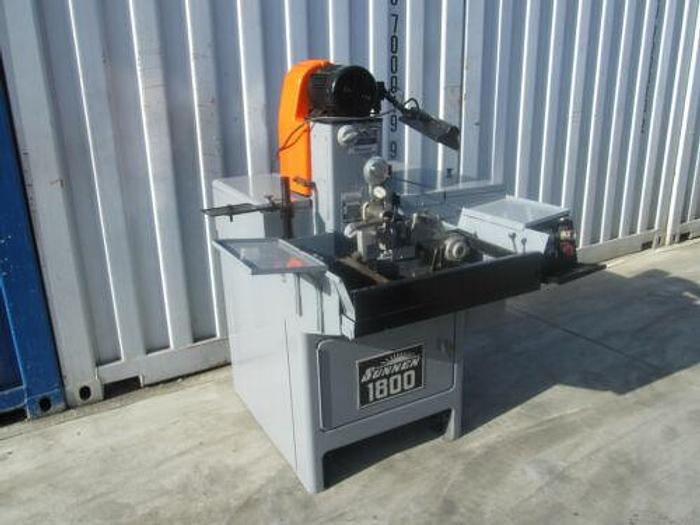 Used SUNNEN HONE MODEL MBC 1801 / AUTOSTROKING IN GOOD CONDITION W/ TOOLING