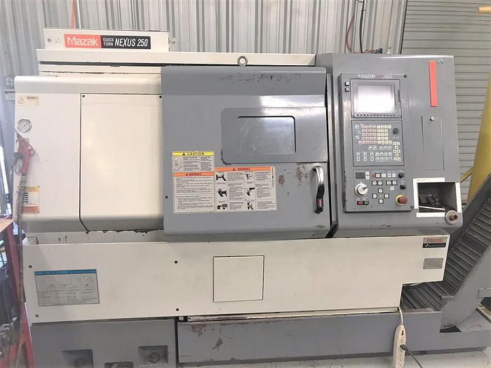 Used 2003 Mazak Nexus QTN 250