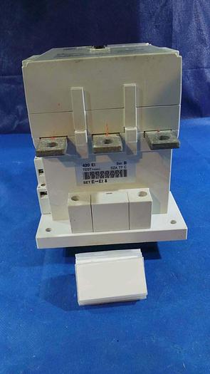 Used AB 100-D420 Contactor, AB 100-D420 / 12Kv 1000v / With 100D / and Base / 420Ei /