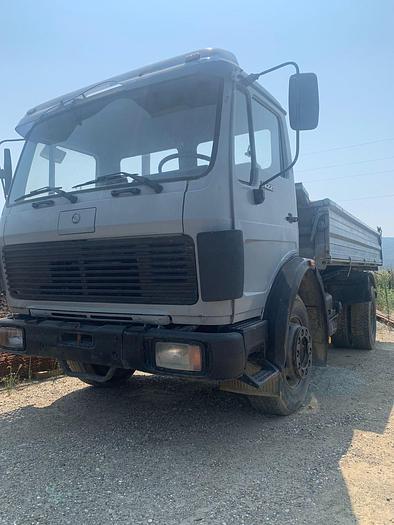 Gebruikt 1987 MERCEDES BENZ 1422 typer 4x2 V6 engine