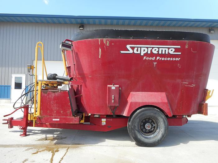 Used SUPREME INTERNATIONAL 500T