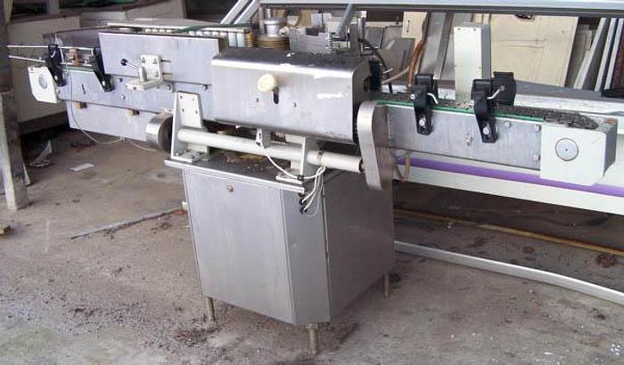 Etykietarka automatyczna ECA-07