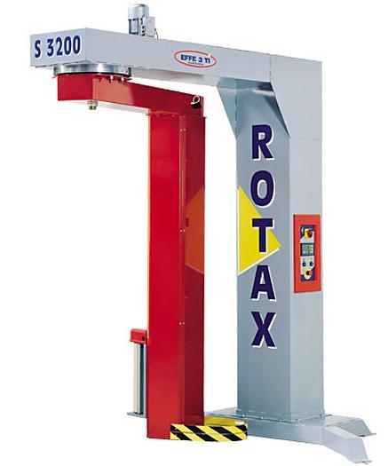 Stretchwickler ROTAX Typ S 3200 / S 3300