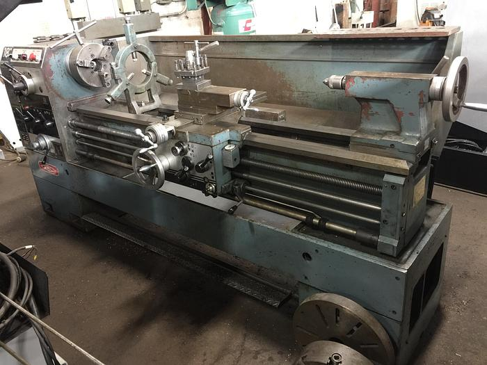 "Used 18"" X 60"", KBC, TOOLROOM LATHE"