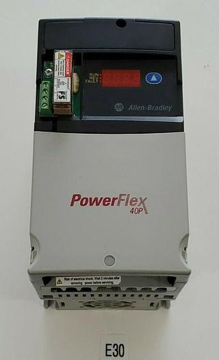 Used *PREOWNED* Allen Bradley 22D-D6P0N104 SER A Powerflex 40P 2.2kW/3.0HP + Warranty