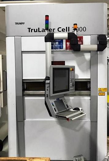 Used 3124, Trumpf, Cell 3000 / TruMicro 7240, Ablation process, 2014