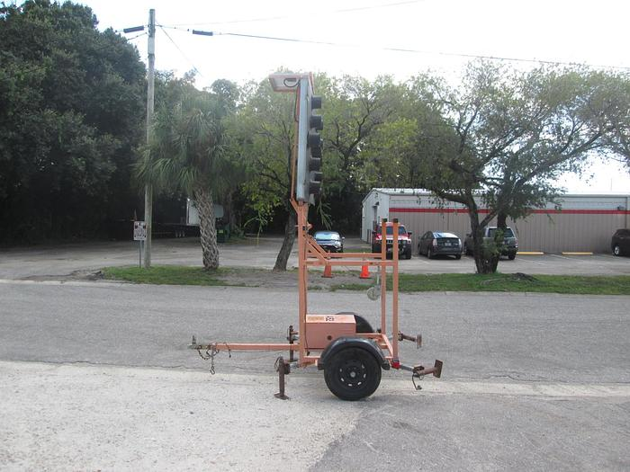 Used Arrowmaster Towable Arrow Board