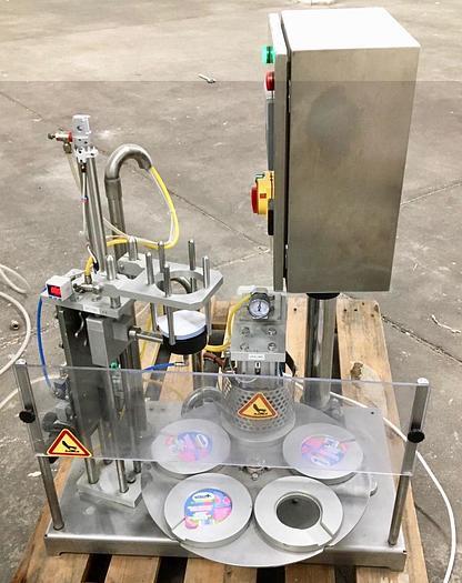 Used Nesbad Optimal P-5 Rotary Heat Sealer