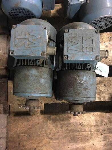 Used 0,25 kW, SEW-Eurodrive, Electric motor with reducer