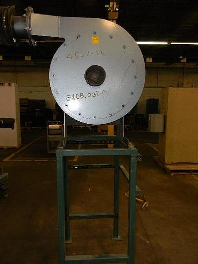 Used 7.5 hp centrifugal Air ring blower