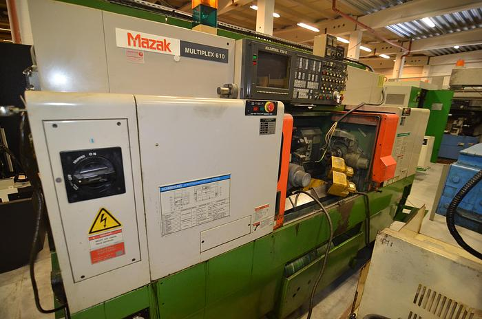Used MS46A - Mazak MULTIPLEX 610