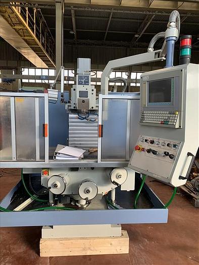 Fresatrice per attrezzisti cnc ALCOR 220 CNC