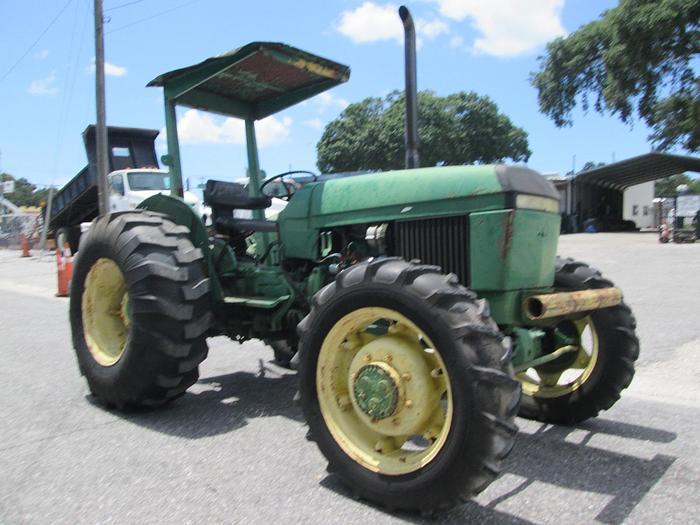 1985 John Deere 2150 4 Wheel Drive Tractor