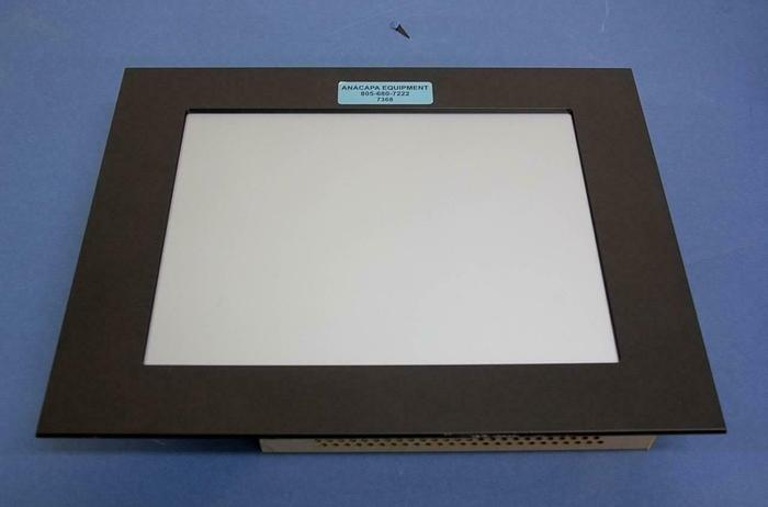 Used OmniVision FP15C4A0-12-B1 Flat Operators Panel / Monitor Color USED (7368)R
