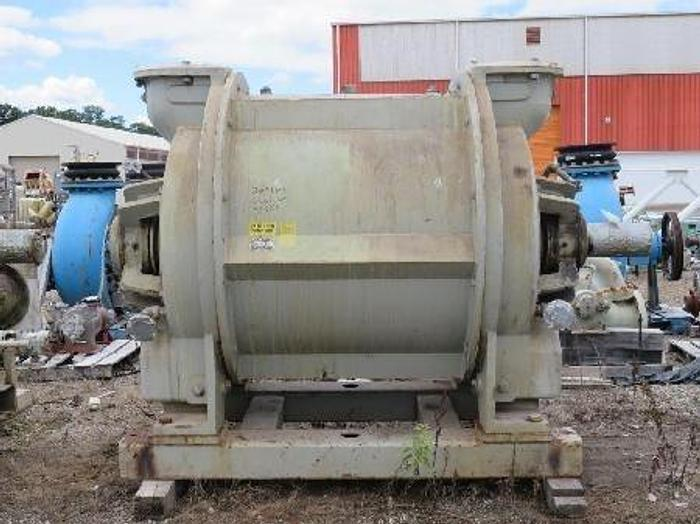 Used NASH 904 SI  S/S VACUUM PUMP 12000 CFM