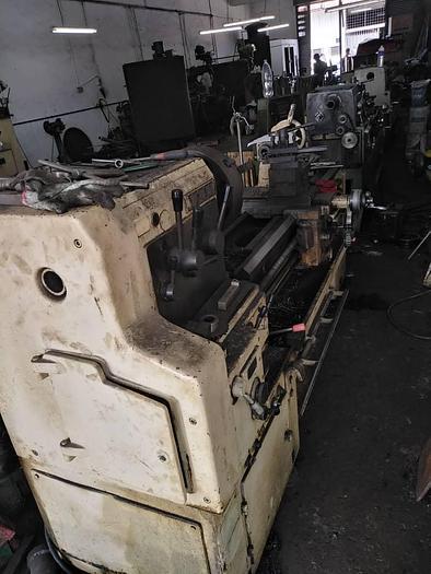Used TAIWAN BRAND YAM LATHE MACHINE