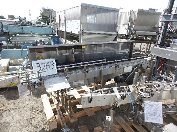 Used Kaps All Container Air Cleaner/Vacuum System