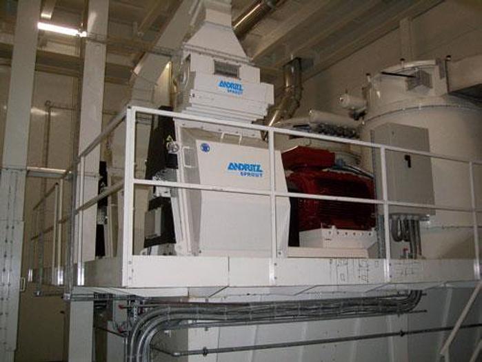 Andritz Hammer Mill