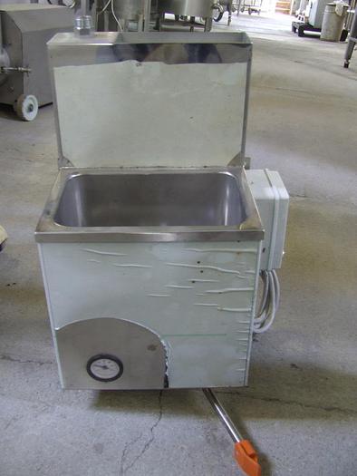 Używane Umywalka ze sterylizatorem