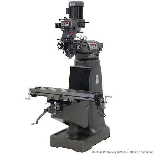 JET JTM-2 Step Pulley Milling Machine 115/230V 1Ph 690089