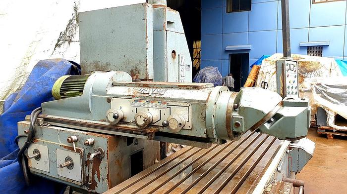 Zayer Bed Milling Machine