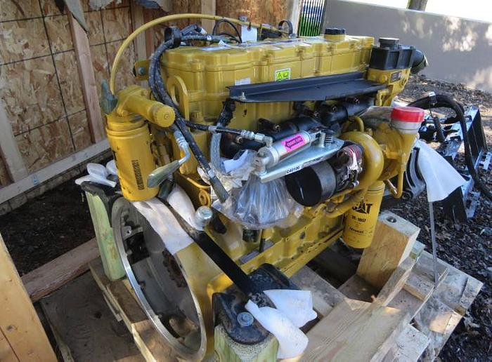 2010 Caterpillar C7 ACERT Diesel Engine 370 HP (70 PIN ECM) 7.2L Cat