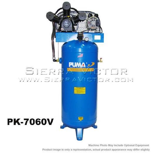PUMA 6.5 HP Professional Belt Drive Air Compressor PK-7060V
