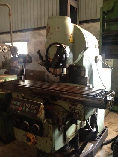 Used WMW Vertical Milling 3No.
