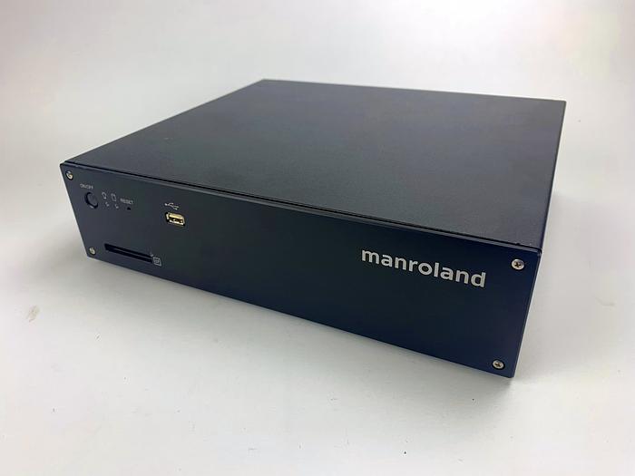 Used MANROLAND X-Box/2 Industrial PC