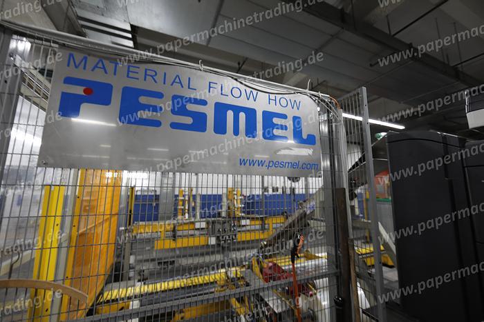 Gebraucht (CVP-82) - Roll packing machine Pesmel