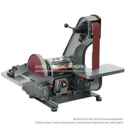 JET J-41002 2 x 42 Bench Belt & Disc Sander 577004