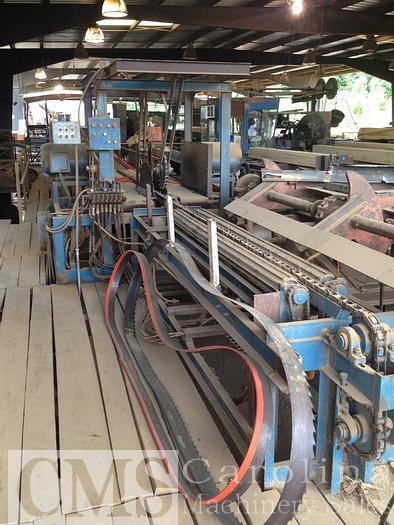 Used Precision Scragg Mill