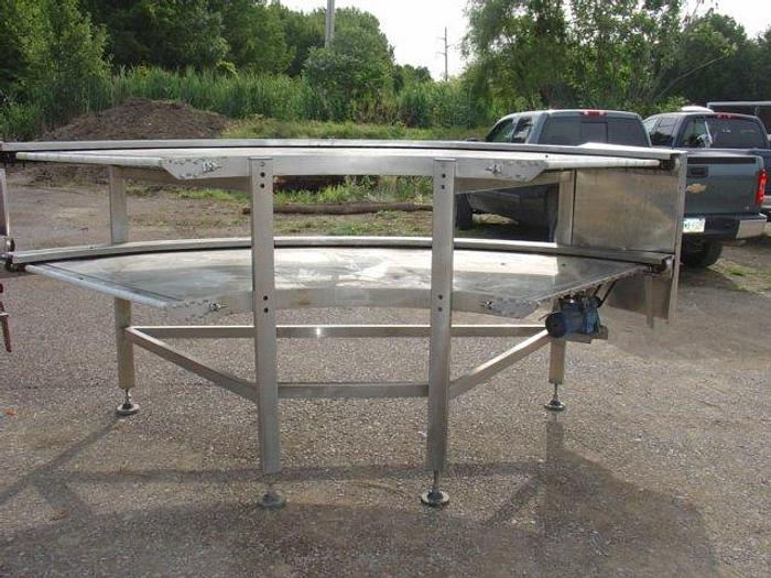 Used Stainless Steel Double Deck Turn