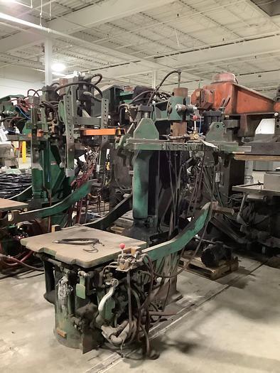 INTERNATIONAL PVTJS ROTALIFT MOLDING MACHINE