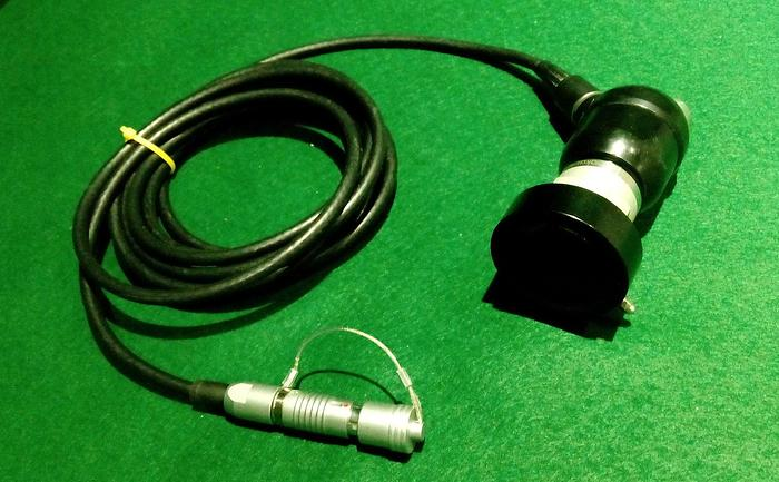 Gebraucht Fischer Kamera EFP Soakable Endoscope Optical Couplers Adpaters-lenoptec f28 A0241