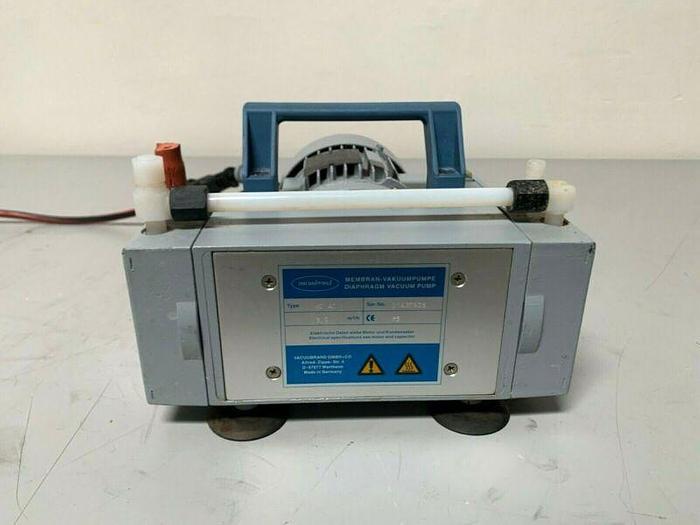 Used Vacuubrand MD 4C Diaphragm Vacuum Pump