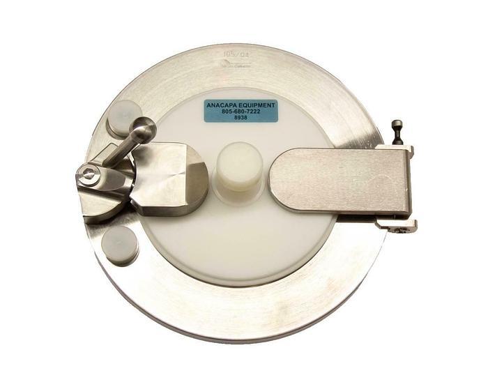 Used Getinge DPTE La Calhene 105/04 Rapid Transfer Port OD 310mm USED (8938) R