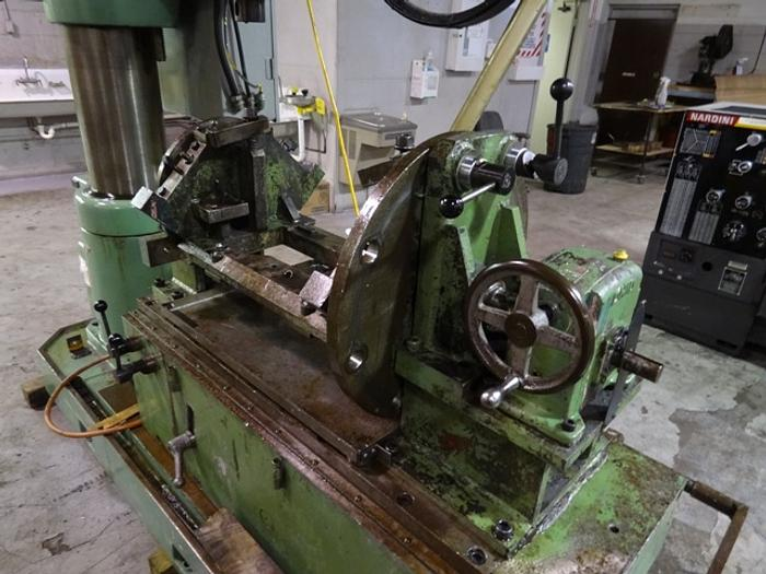 INVEMA FR40 RADIAL DRILLING MACHINE