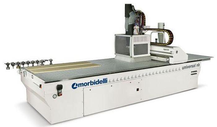 SCM Group Morbidelli Series CNC Machining Centers