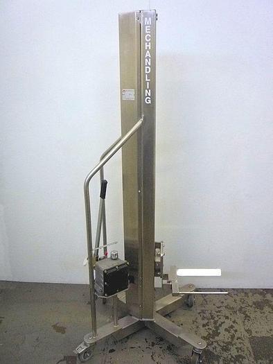 Used I 10594 E - Foil Reel Lifter MECHANDLING 502 - Hydraulic