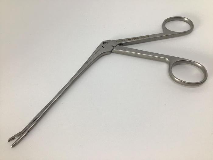 Forceps Nasal Ethmoid Weil-Blakesley 3mm Shaft 120mm