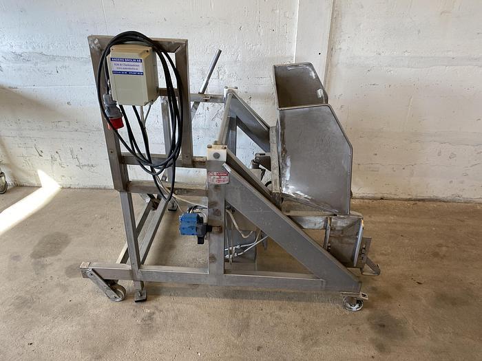 Använd Skänkvagnstipp 100cm på hjul #1176