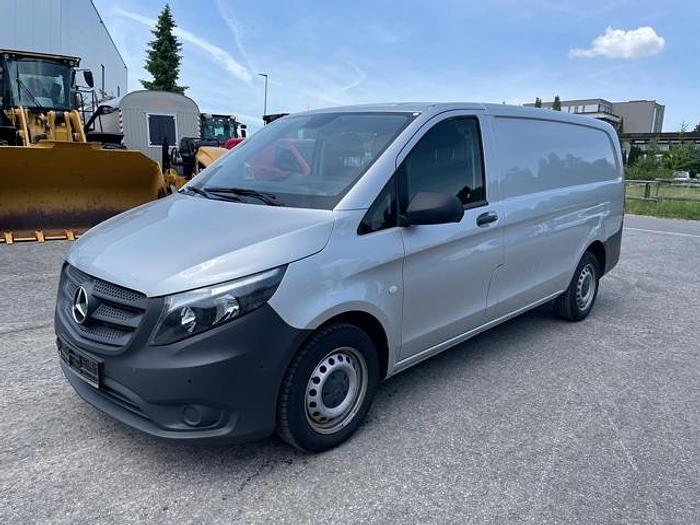 Gebraucht 2017 Mercedes-Benz Vito 111 CDI-Lang