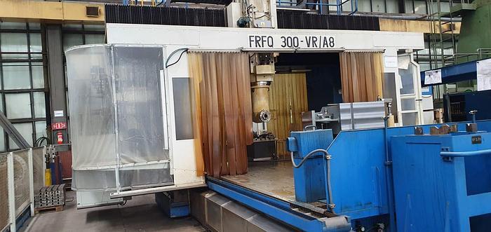 Frezarka bramowa CNC TOS KURIM FRFQ 300